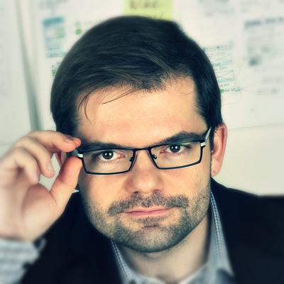 UX designér a textař