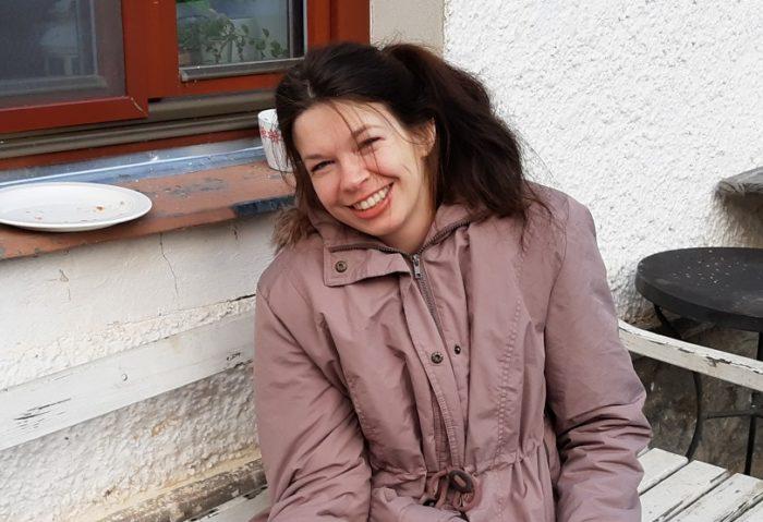 Unavená, ale šťastná #kapličkářka